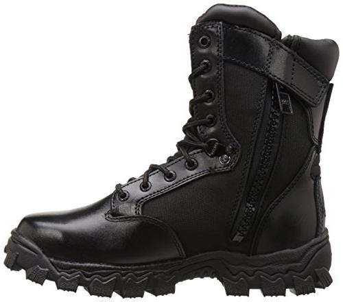 ROCKY 2173 Black Boots 8 Wide