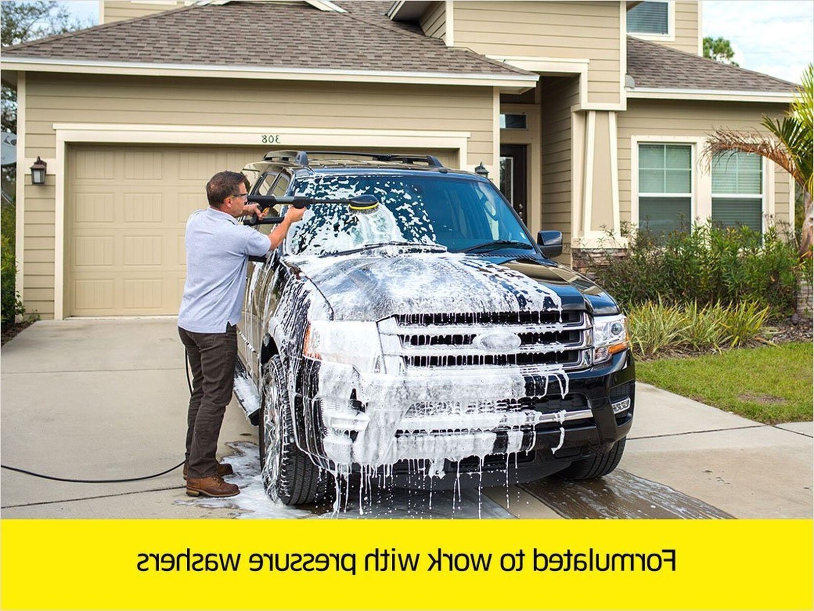 Karcher Car Wax Soap Wash