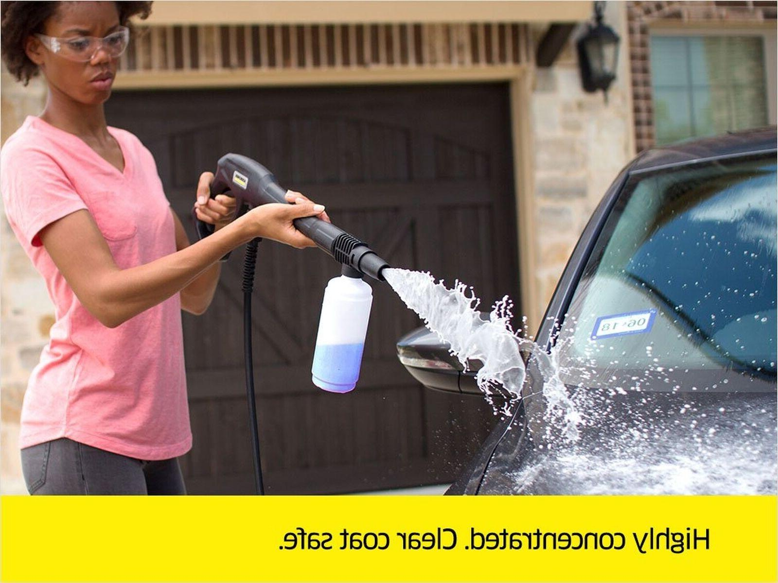 Karcher Car Wash Wax Soap for Washers Wash
