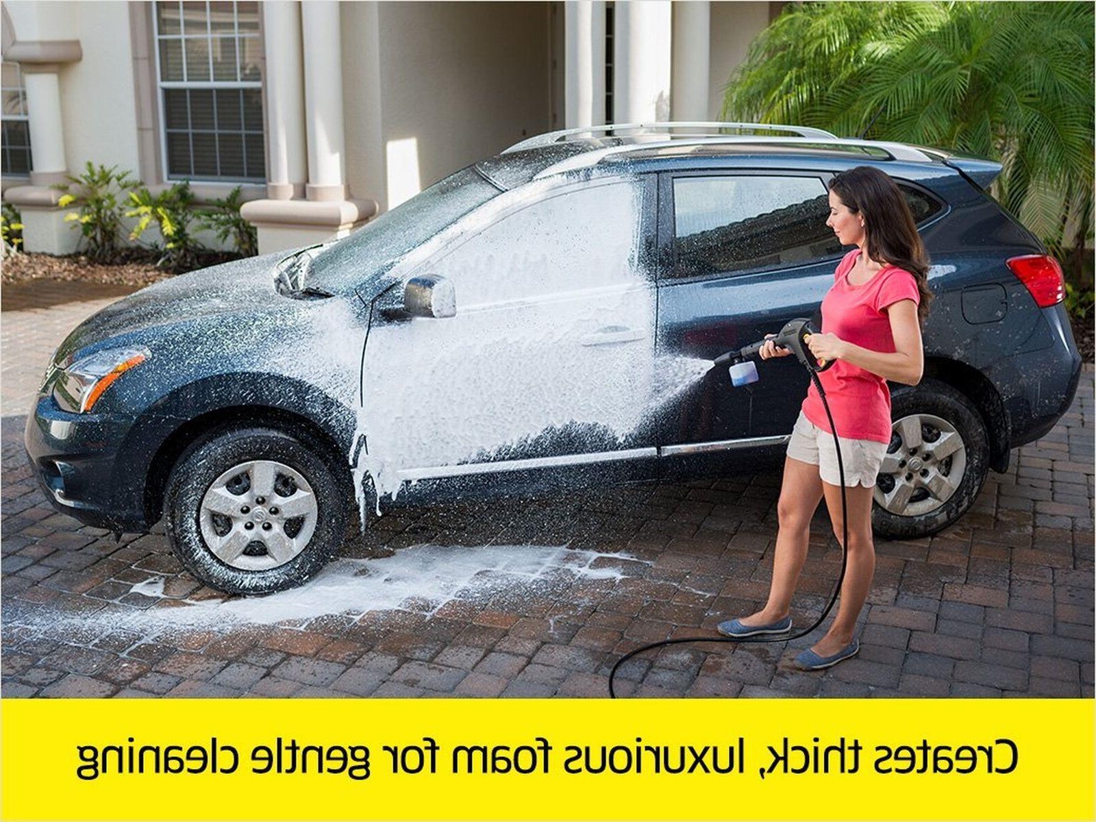 Karcher Car Wash Wax Washers 1 Wash
