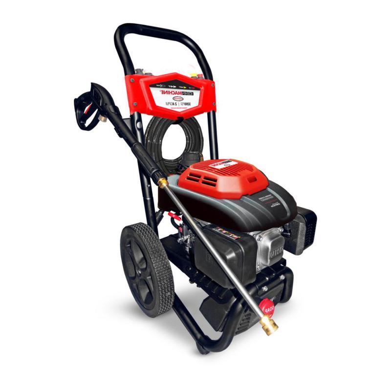 clean machine by simpson cm61082 3200 psi