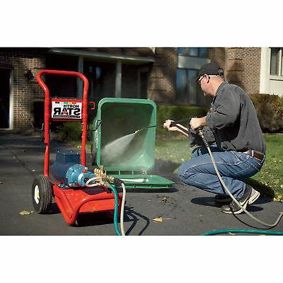NorthStar Electric Cold Water Pressure Washer-3000 GPM