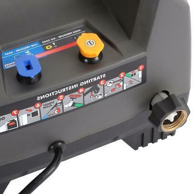 1600 PSI 1600 PSI Axial Pump