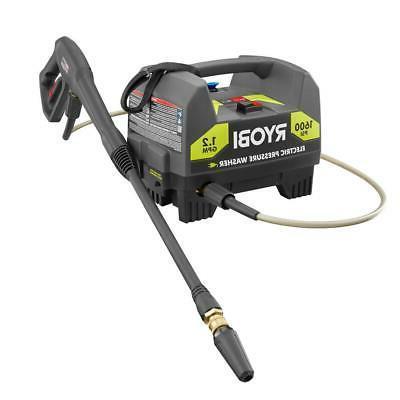 RYOBI 1600 PSI 1600 Turbo Axial Pump