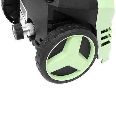 Heavy Duty High Pressure 1.7GPM Jet Sprayer 5 Nozzles