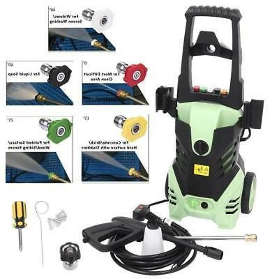 heavy duty 3000psi electric high pressure washer