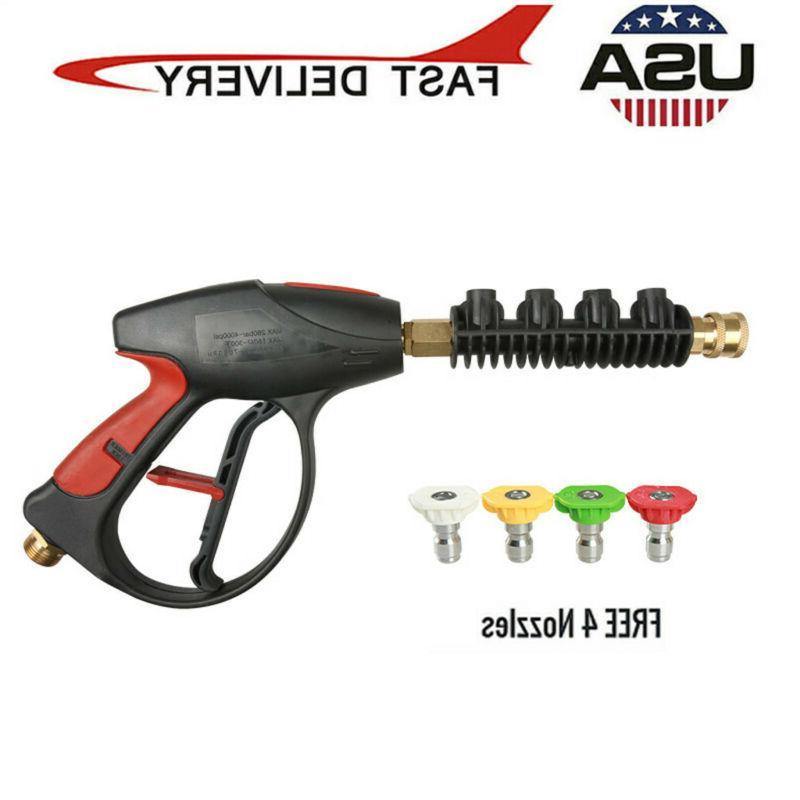 High Pressure Gun PSI 4-color Choice