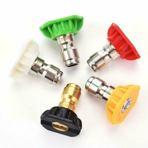 5PCS Spray Tips Power Set