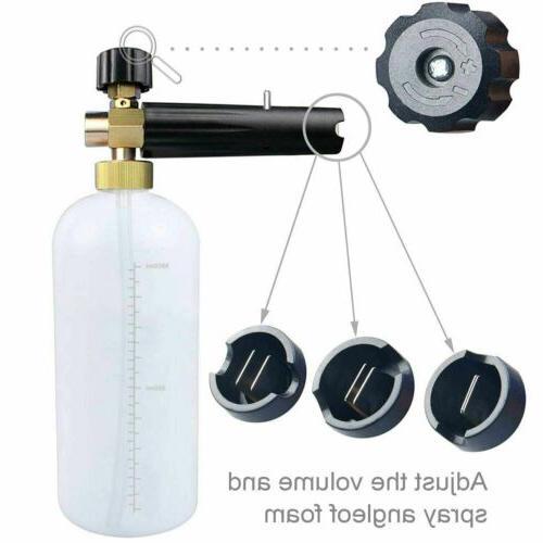 Large Cannon Bottle Sprayer For Car