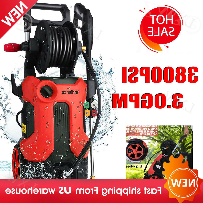 Max 4000PSI 3.0GPM Pressure Power Water