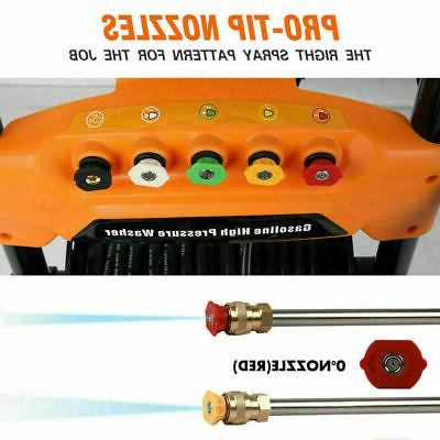 ETOSHA Pressure 6.5HP Spray Gun Nozzles