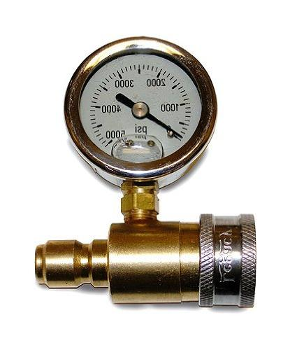 Pressure Pressure Kit Quick Discharge Flled