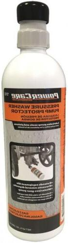 Pressure Washer Pump Protector Protects During Winter Agains