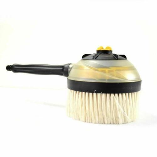 pressure washer rotating water brush attachment wand