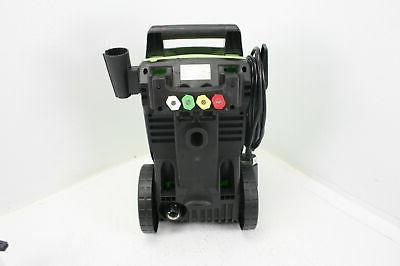 SEE NOTES PSI 2.6 High Washer 1800W Green