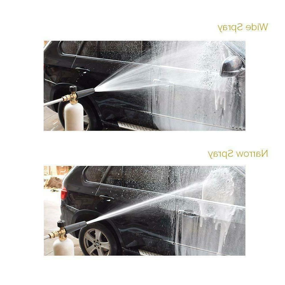 Snow Lance Soap Pressure Gun Jet Car