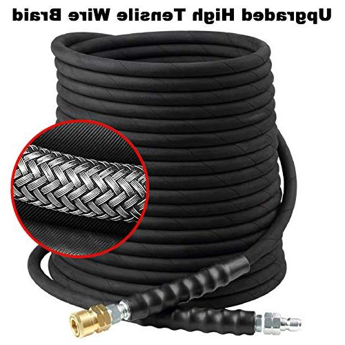 swivel replacement pressure washer hose