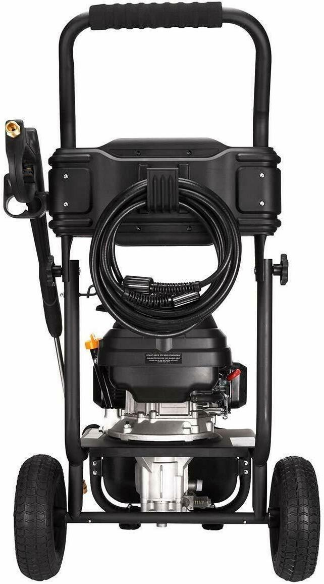 HUMBEE WG-3200 PSI 2.6 GPM Washer Black