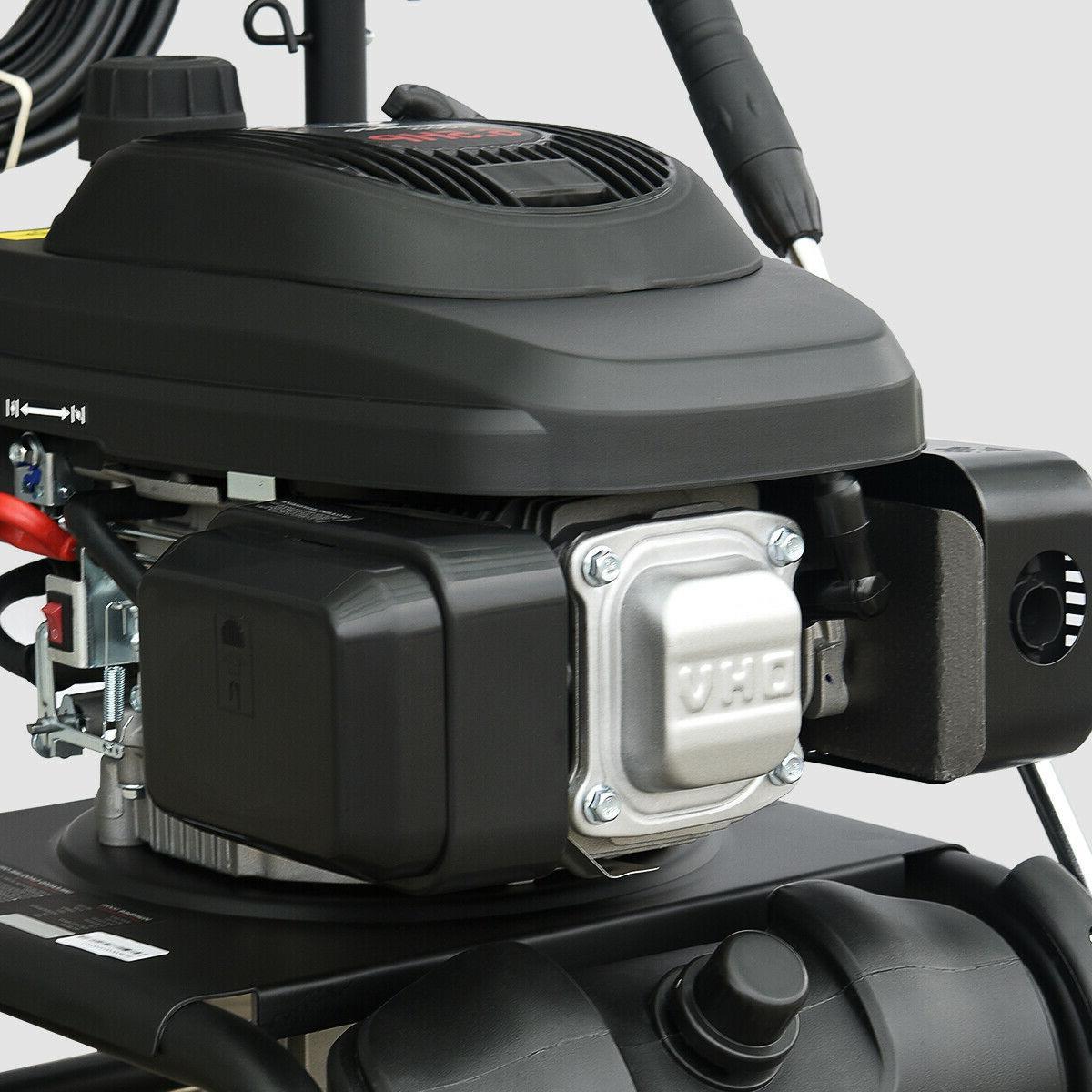 HUMBEE WG-3200 2.6 Washer CARB
