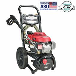 Simpson MegaShot 3,000 PSI 2.3 GPM Gas Pressure Washer with