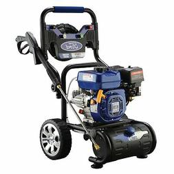 2700 PSI Portable Gasoline Engine with Pressure Washer with