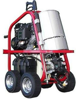 Portable Hot Water Pressure Washer - 2,700 PSI - 2.5 GPM - G