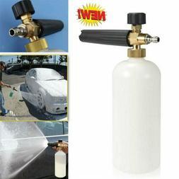 Pressure Snow Foam Washer Jet Car Wash Adjust Lance Gun Soap