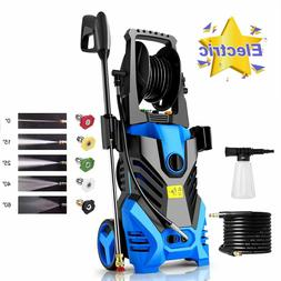 Homdox Pressure Washer 3000PSI 1.8GPM with Power Spray Clean
