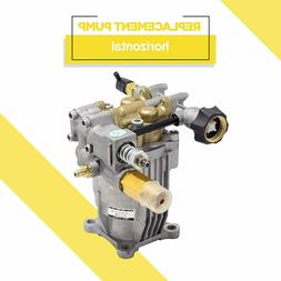 "Pressure Washer Pump - 3/4"" Shaft - 3000-3200 PSI 2.5 GPM -"
