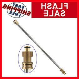 Washer Wand 40cm Outdoor Replacement For Ryobi Harbor Freight RY14122 Replace