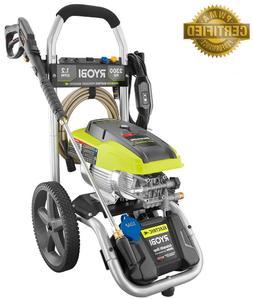 Ryobi Electric Pressure Washer 2,300 PSI 1.2 GPM Turbo nozzl
