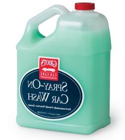 Spray On Car Wash Gallon High Quality Durable Tools Equipmen