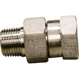 NorthStar Swivel Pressure Washer Coupler - 5000 PSI, 3/8in.