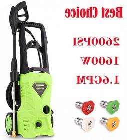 universal electric pressure washer on sale power