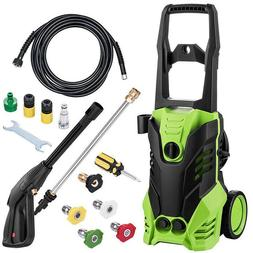 universal electric pressure washer on sale soap