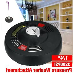 """US 15"""" Pressure Washer Surface Cleaner 3200 PSI + 1/4"""" Qui"""