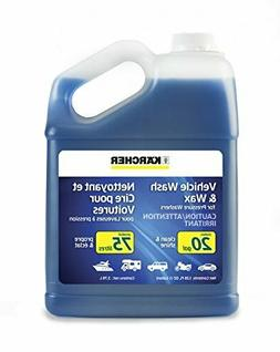 Vehicle Car Wash Wax Pressure Washer 20x Concentrate Deterge